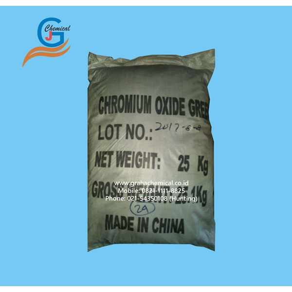 Chromium Oxide Green G17