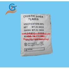 Caustic soda flake 99% China