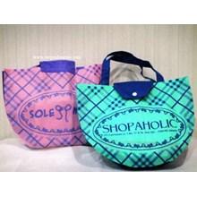 Oval Longchamp Bag .