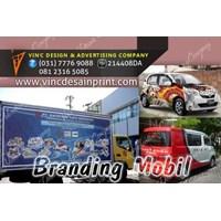 Jual Stiker Branding Mobil