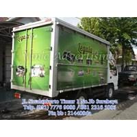 Jual Branding Mobil Box-Truk