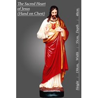 Jual Sacred Heart Chest