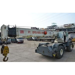 Roughterrain Crane Terex Trx-002 _