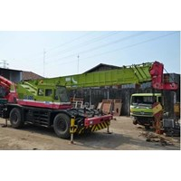 Roughterrain Crane Kato Ckt-014_