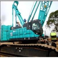 Jual Crawler Crane Kobelco Cke1350g Ckb-051 2