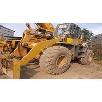 Jual Wheel Loader Forklift Wa 350-3 Wko-003 2