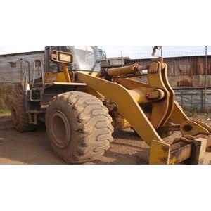 Wheel Loader Forklift Wa 350-3 Wko-003
