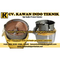 Mesin Conching Coklat
