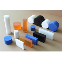Jual Nylon - Cast Nylon - Mc Blue - Pom - Teflon - Polyurethane