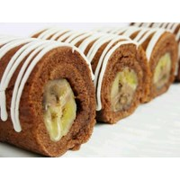 Banana Roll Chocolate