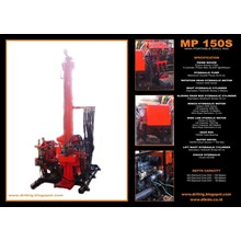 Mesin Bor Jacro 200 - Mp150s