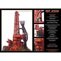 Mesin Bor Jacro 500 - Mp450s