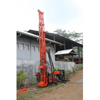Distributor RENTAL MESIN BOR TAMBANG MP300S - JACRO 400 3