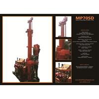 Mesin Bor Jacro 100 - Mp70SD