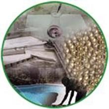 Drip Pan Treatment
