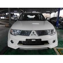 Mitsubishi Pajero Glx Mt