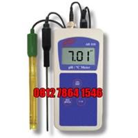 Jual Standard Portable Meter (pH/ Temp) AD110