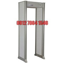 PD 6500i™ Enhanced Pinpoint Walk-Through Metal Detector Gate