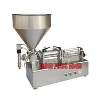 Mesin Pengisian Cairan Pasta Atau Cream ( Mesin Paste Piston Filling )
