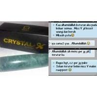 Crystal -X Cegah Kanker