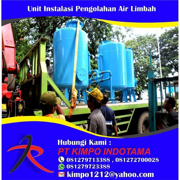 Jasa Instalasi Pengolahan Limbah - Water Treatment Lainnya