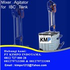 Agitator Mixer 1