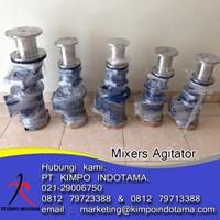 Jual Mixer Agitator