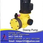 Dosing Pump Milton Roy - Pompa Air Kmp 1