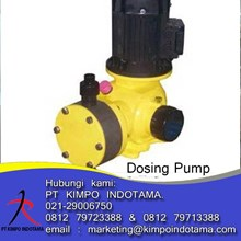 Dosing Pump Milton Roy - Pompa Air