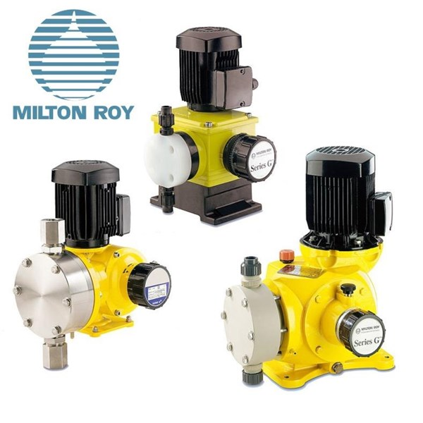 Dosing Pump Milton Roy - Pompa Air Kmp