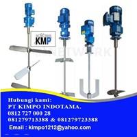 Mixer Agitator Kmp  Gear Motor - Roda Gigi