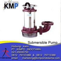 Submersible pump KMP - Pompa Air Celup