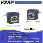 Gear Motor Kmp Nmrv - Roda Gigi 1