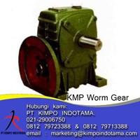 KMP Worm Gear Motor