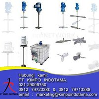 KMP Liquid Mixer Suku Cadang Mesin