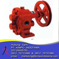 Pompa Air Gear Pump
