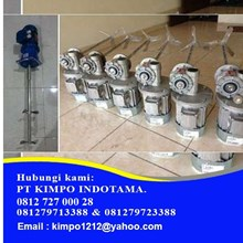 Agitator Mixer Kmp