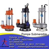Submersible Pump - Pompa Air