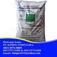 Manganese Greensand - Filter Air