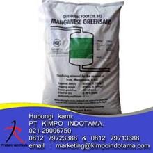 Manganese Greensand Filter Air