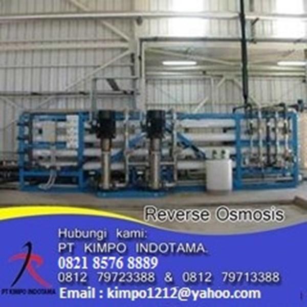 Reverse Osmosis (Ro) - Reverse Osmosis Plant Controller