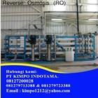 Reverse Osmosis System - Mesin Ro 1