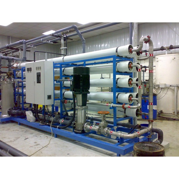 Reverse Osmosis System - Mesin Ro
