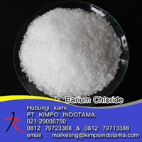 Barium Chloride Kimia Industri