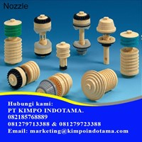 Water Treatment Plant Nozzle