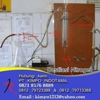 Alat Destilasi Nitrogen