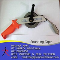 Alat Ukur Kedalaman - Sounding Tape