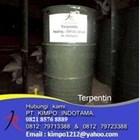 Terpentin - Kimia Industri 1