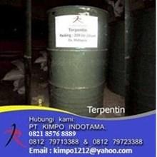Terpentin - Kimia Industri