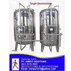 Tangki Demineralizer - Filter Air  1